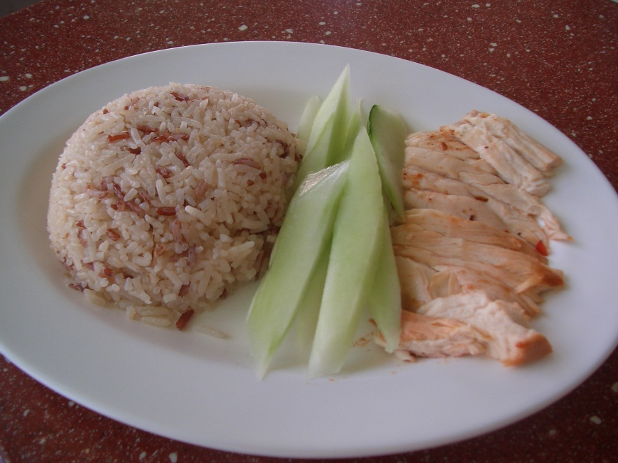 brown-rice-chicken-rice-healthy-hawker-meals
