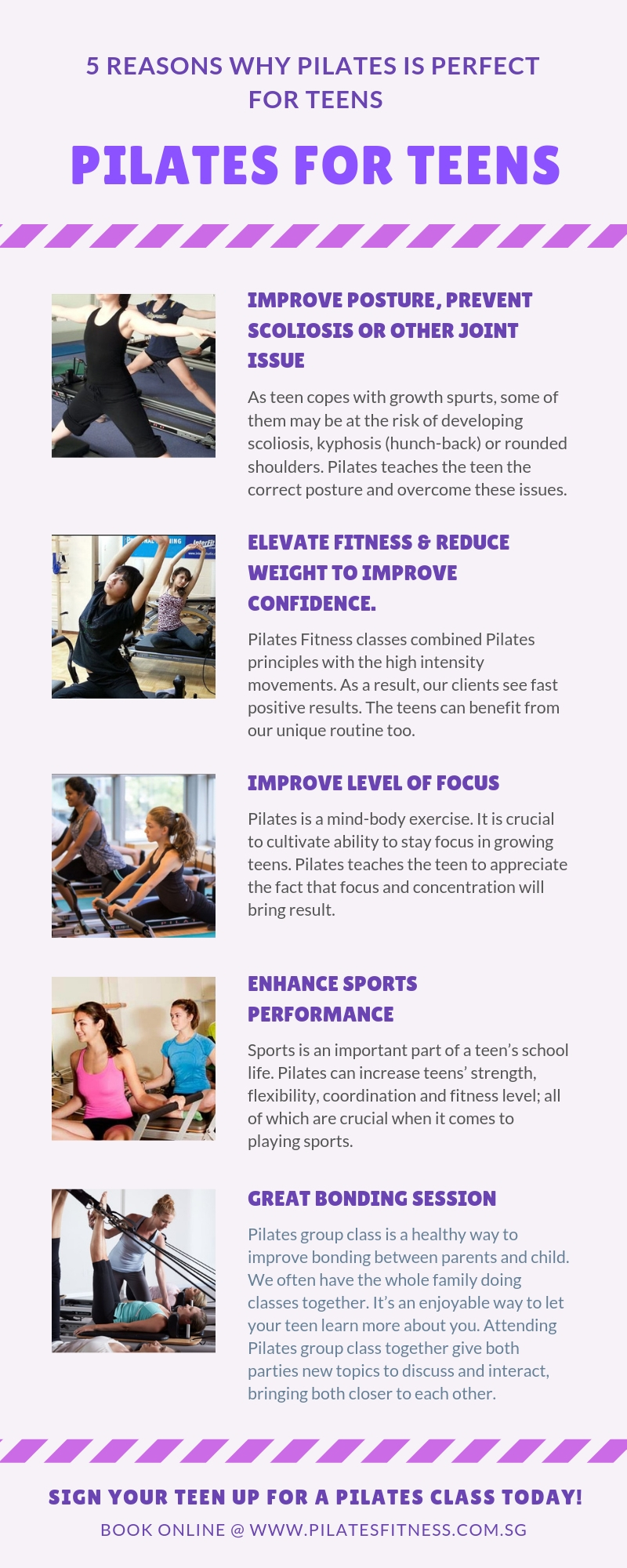 pilates for teens